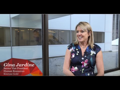 Growing Future Leaders in mining with Kinross Gold's Gina Jardine