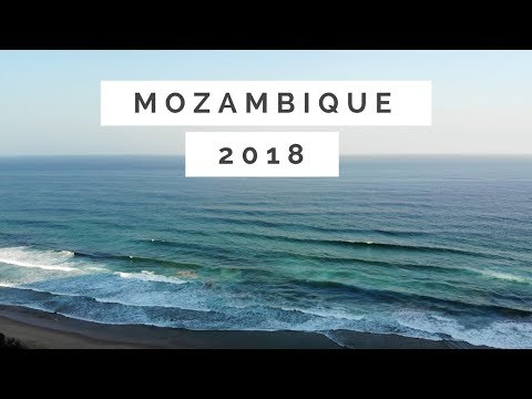 Mozambique Travel Diary 2018
