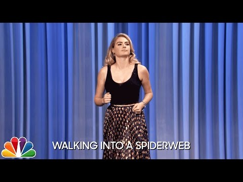 Dance Battle with Kate Upton