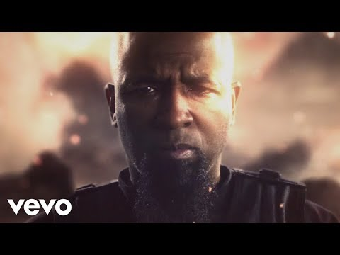 Tech N9ne - Burn It Down ft. Ryan Bradley