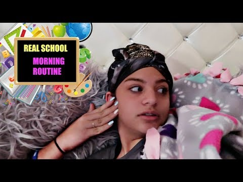 MY REAL SCHOOL MORNING ROUTINE 2019  :KEILLY ALONSO