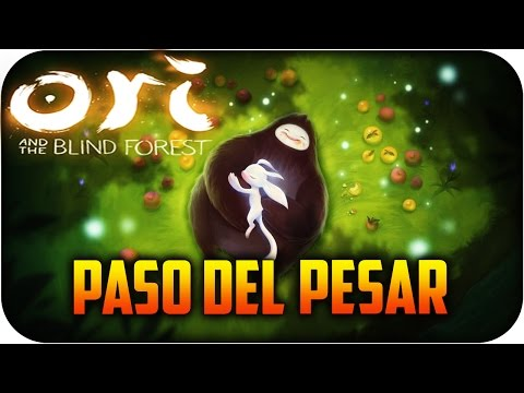 |13| Ori and the Blind Forest | Llegamos al Paso del Pesar | 60FPS | PC |
