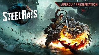 STEEL RATS : Présentation et aperçu avec du gameplay exclusif !