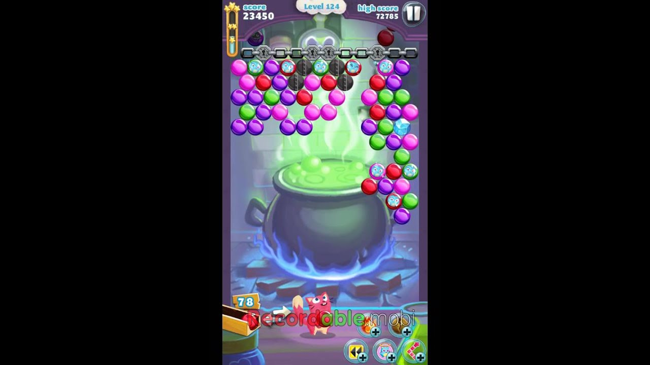 how to play bubble mania level 70