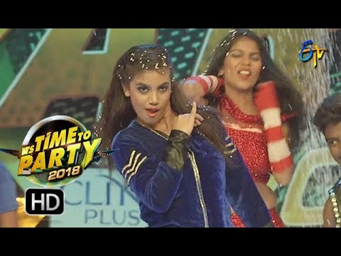 Aqsa Khan Performance | ITS TIME TO PARTY | 31st December 2017 | ETV Telugu