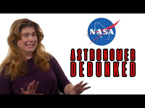 "NASA Astronomer's Globe ""Proofs"" Debunked (Flat Earth)"