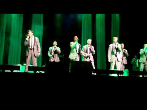 Straight No Chaser - You're A Mean One, Mr. Grinch - Topeka, KS