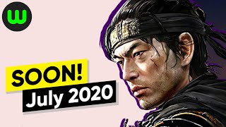 Top 15 Upcoming Games For July 2020  Pc Ps4 Switch Xbox One  | Whatoplay
