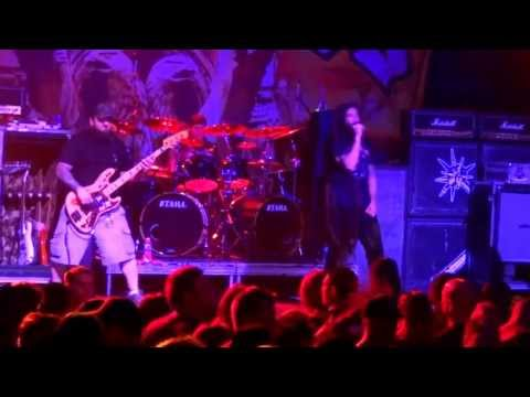 Shadows Fall Live at  Revolution Live