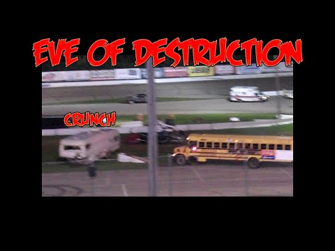 EVE OF DESTRUCTION - Madison International Speedway 9/9/16