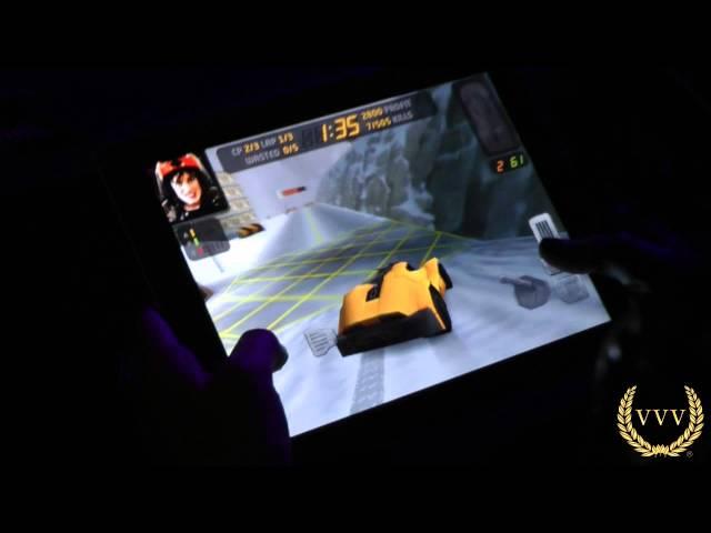 Carmageddon iPad Interview