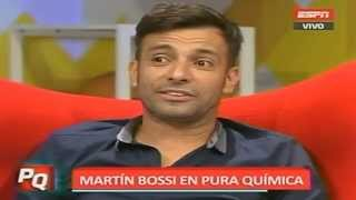 Martín Bossi en Pura Química 2015 HD