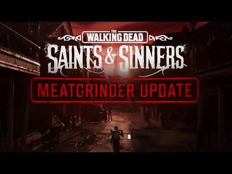 Replay : The Walking Dead VR : Meatgrinder | PSVR
