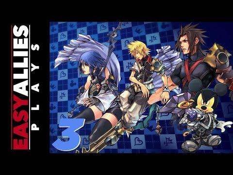 Brad Plays Kingdom Hearts: Birth By Sleep - Part 3