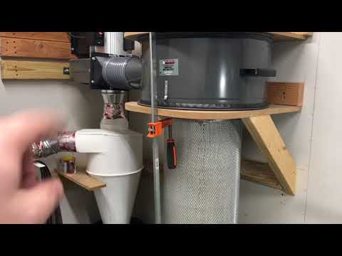 Metal Dust Collection System