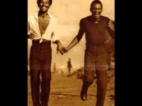 Blondie & Pappa   1982 Together5