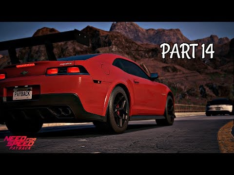 Need For Speed Payback Walkthrough Part 14 - SILVER 6 | Xbox One S Gameplay