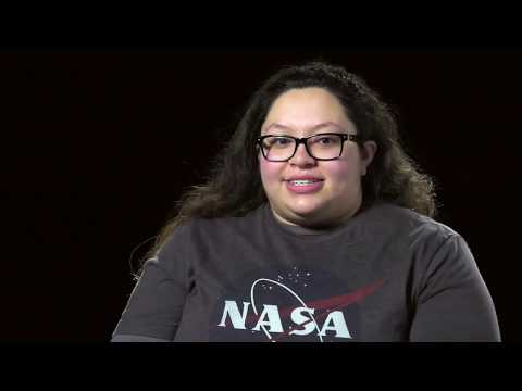 National Native American Heritage Month - Karen Moore's NASA Intern Story