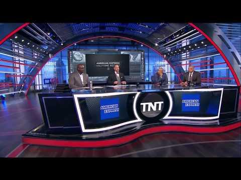 NBA TNT | Chuck Says Portland Trailblazers Are Dead, D-E-E-A-D !!!