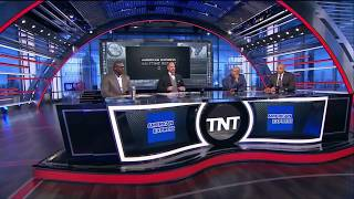 NBA TNT | Chuck Says Portland Trailblazers Are Dead, D-E-E-A-D !!!