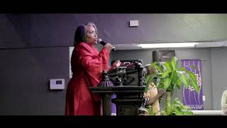 GNL: Pastor, Almitra Reed Message Clip#6 12/9/18
