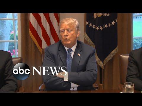 Trump responds to FBI raid on Michael Cohen