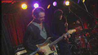 """The Nazz are Blue"" - Kahvas Jute & Jimmy Barnes - live @ The Basement, Sydney 2005"