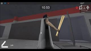 my first time playing granny den roblox part 3 final