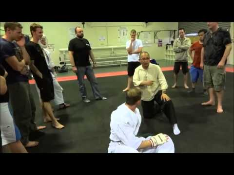 Kudo Referee Seminar in Gold Coast Question and Answer Sessi