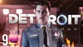 Akcja w telewizji! | Detroit: Become Human [DRUGA SERIA] [#9]