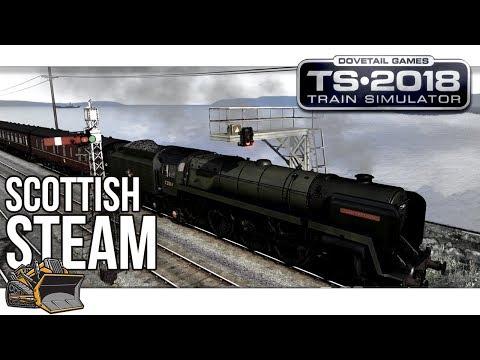 The end of steam on British Railways | Train Simulator 2018 gameplay |