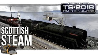 The end of steam on British Railways | Train Simulator 2018 gameplay