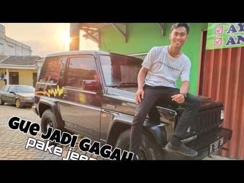 Review jeep daihatsu feroza / jeep tua / motuba