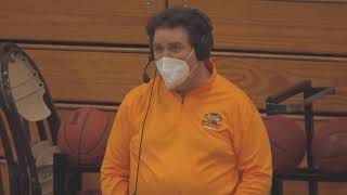 USF Men's Basketball: St. Francis (Ill.) vs. Trinity International (IL) (Feb. 23, 2021)
