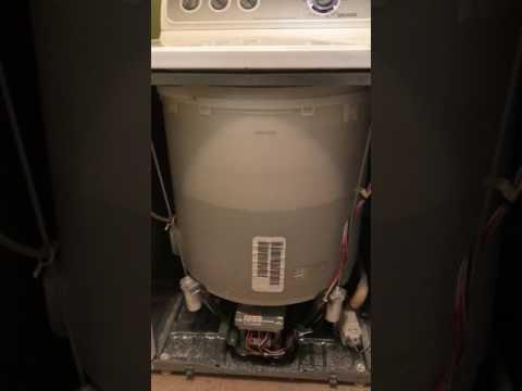 GE Washing Machine Troubleshooting