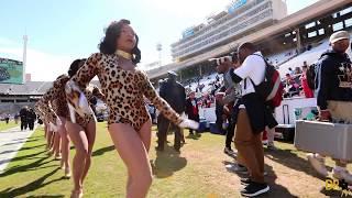 Southern University Fabulous Dancing Dolls | State Fair Showdown Entrance | 2018