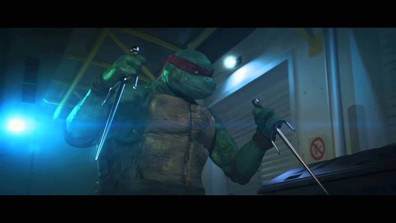 TMNT fan film - CGI breakdown