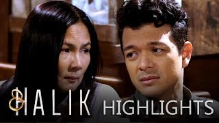 Lino consults Nanay Dolor about his feelings for Jacky | Halik