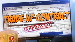 CS:GO - The Trade Up Contract #4