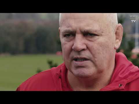 Gatland on team selection for England