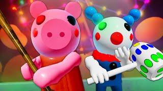 The Origins Of Piggy: *FULL MOVIE* (A Roblox Movie)
