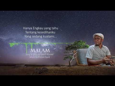 MALAM - Lyrics, by Udeth Ahmed.