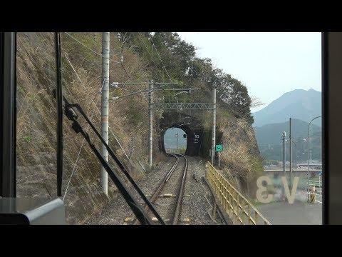 【4K前面展望】春の身延線 甲府→富士【313系クモハ313-3003】