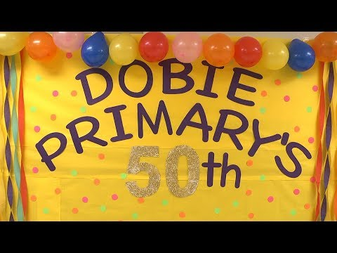 Happy 50th Birthday, Dobie Primary!