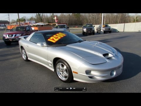 2002 Pontiac Trans Am WS6 Start Up, Exhaust, and In Depth Tour