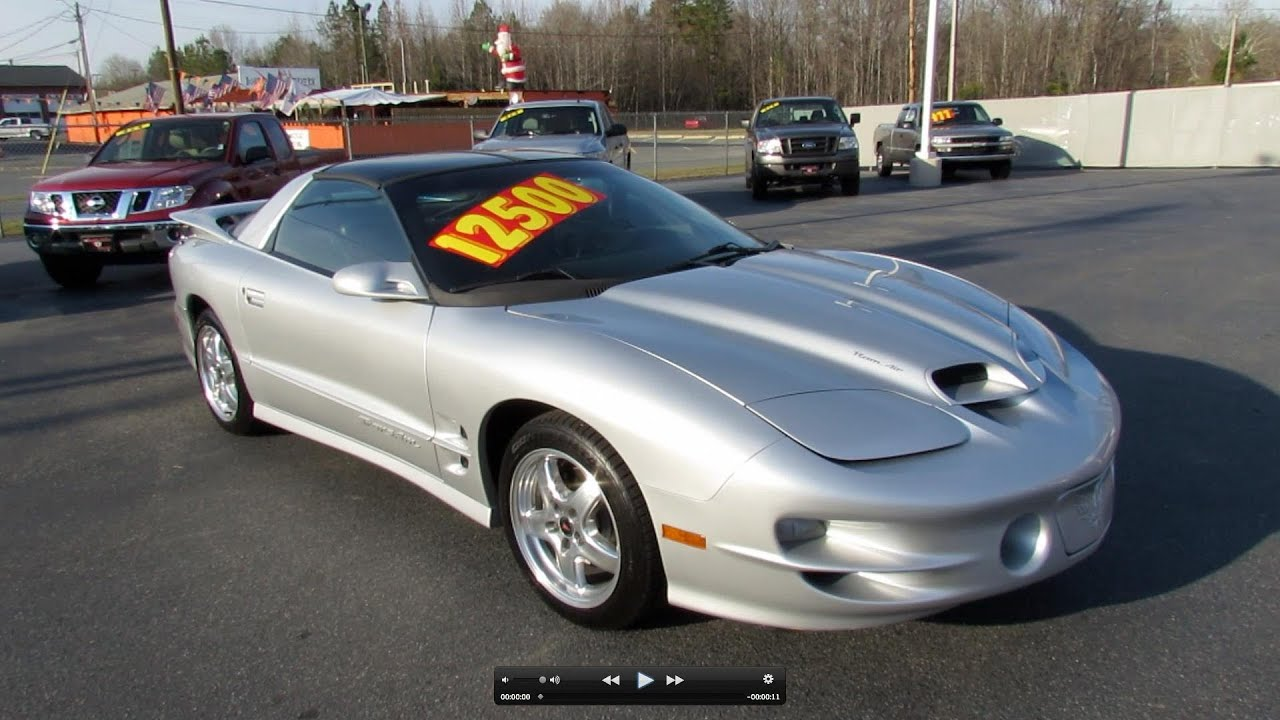 2002 Pontiac Trans Am Ws6 Start Up  Exhaust  And In Depth