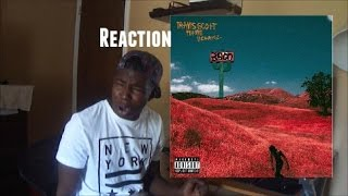 Travis Scott - 3500 (REACTION)