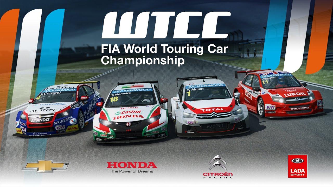 Raceroom Wtcc 2014 Car Pack Release Trailer Youtube