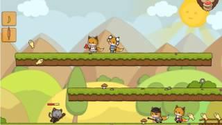 Флеш Игры-котята (1)