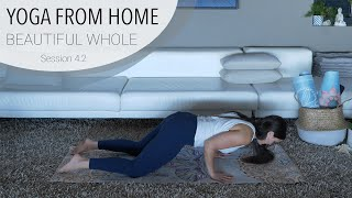 Session 4.2 - Yoga From Home